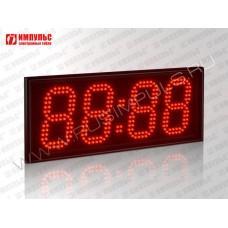 Табло для хоккея Импульс-713-D13x4-SS3-RING1