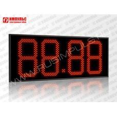 Табло цены топлива для АЗС Импульс-624-N22