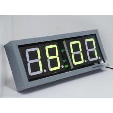 Электронные настенные часы Quartz.S.02