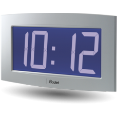 OPALYS 14 BODET, Жидкокристаллические цифровые часы c подсветкой 938633A