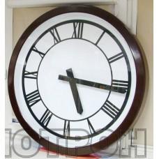 Часы стрелочные вторичные СВ100.ДМУ 80