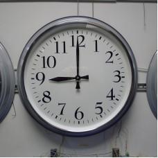 Часы стрелочные вторичные СВ57.ДМ24б