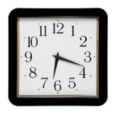 Часы стрелочные вторичные УЧС-300-G (м)
