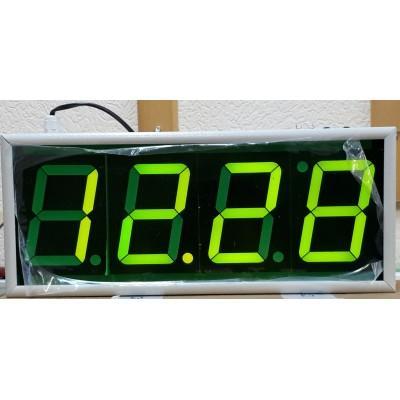 Вторичные цифровые часы Пояс-4