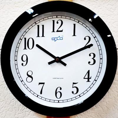 Вторичные стрелочные часы ВЧ 03/03 (ВЧС-03) 285 мм