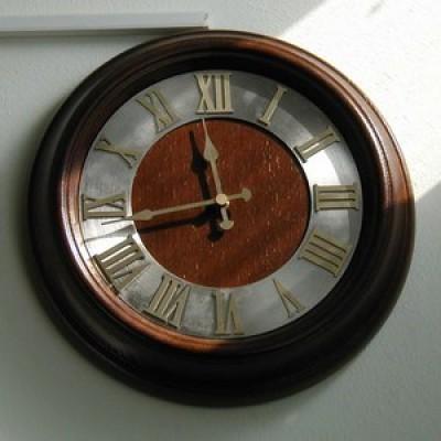 Вторичные стрелочные часы ВЧС-Д-2