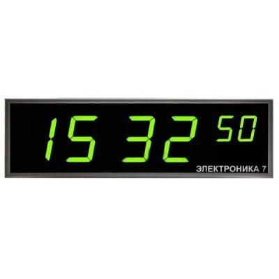 Часы электронные Электроника 7-2100СМ-6
