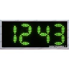 Часы электронные Электроника 7-2110С-4