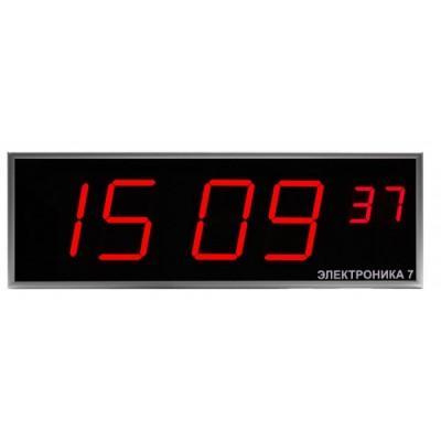 Часы электронные Электроника 7-2126СМ-6