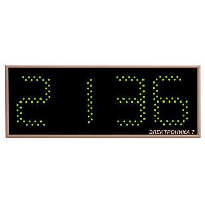 Часы электронные Электроника 7-2130С-4