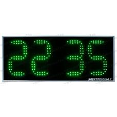 Часы электронные Электроника 7-2170С-4