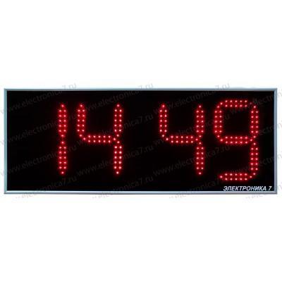 Часы электронные Электроника 7-2210С-4