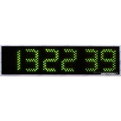 Часы электронные Электроника 7-2210С-6