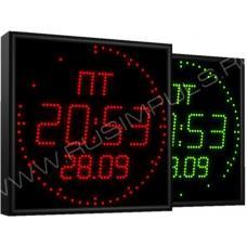 Электронные часы Импульс-440RK-D10-D6-DN-ETN-NTP