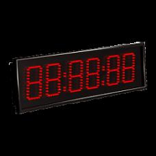 Электронные вторичные часы Импульс-408-HMS-SS