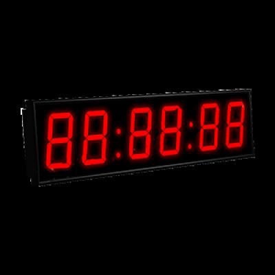 Электронные вторичные часы Импульс-410-EURO-HMS-SS