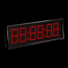 Электронные вторичные часы Импульс-410-HMS-SS