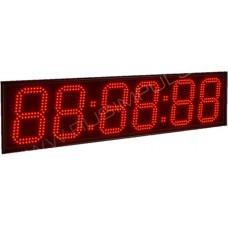 Электронные вторичные часы Импульс-418-HMS-SS