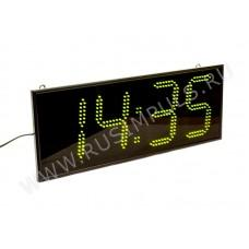 Электронные вторичные часы Импульс-418-SS
