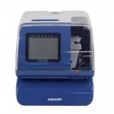 Штамп часы автоматические AMANO PIX-200