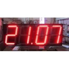 Вторичные часы цифровые СВР-06-4В700