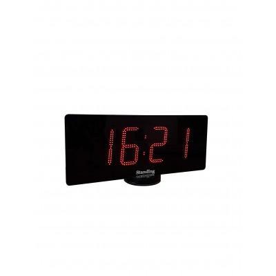 Часы вторичные электронные настенные Standing 73 двухсторнние