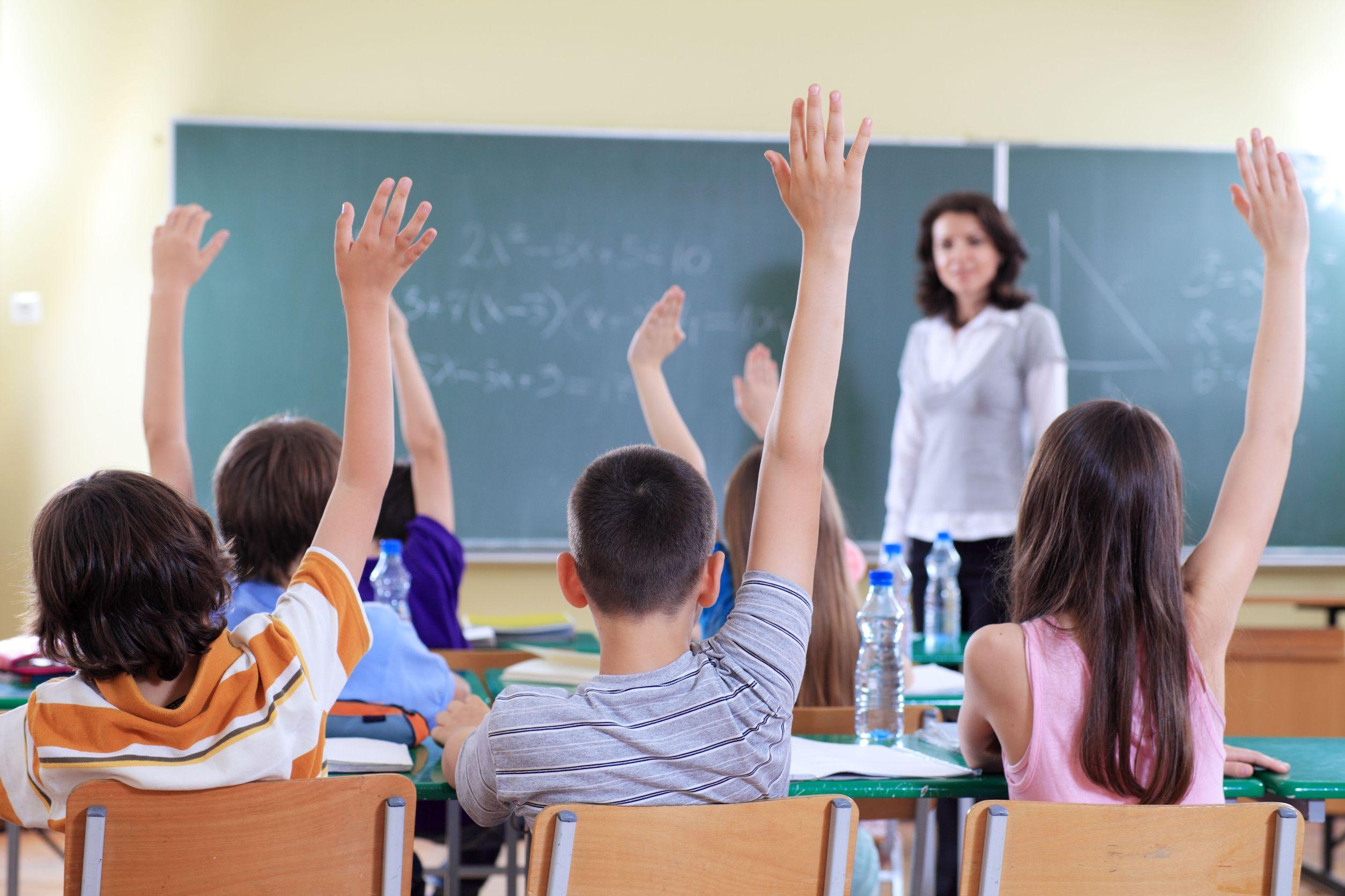 Точное время в образовательных учреждениях